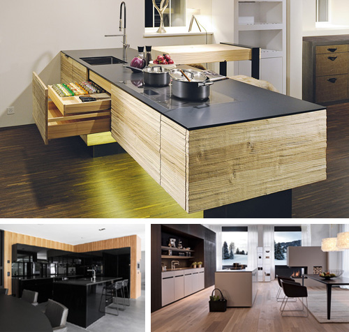 holz macht die sch nsten k chen. Black Bedroom Furniture Sets. Home Design Ideas