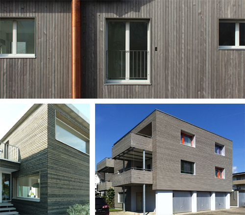 Vorvergrauungssysteme Fur Holzfassaden Im Vergleich