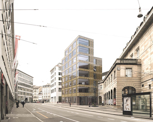 Abstimmung führt zu Schweizer Holzbau-Premiere in Basel