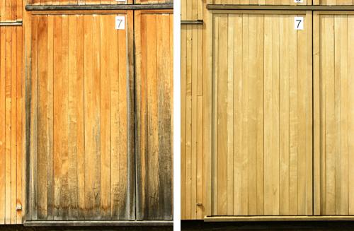 Instandhaltung Und Sanierung Von Fassaden Aus Holz